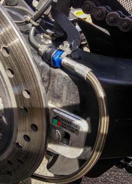 """Durites aviation CB1000R ABS Bihr """"Speed Brakes"""" 20150430_164414"""